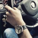 Debonair Steering Wheel Watch