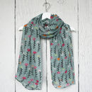 Little Blossom Print Scarf