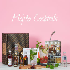 Mojito Cocktail Set - wines, beers & spirits