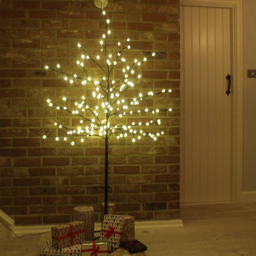 Led ball light tree by lime tree london notonthehighstreet led ball light tree aloadofball Gallery