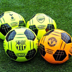Personalised Team Football - outdoor toys & games
