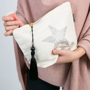 Sparkly Make Up Bag - winter sale