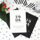 Billie Save The Date Cards