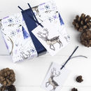 Arctic Animals Christmas Wrapping Paper Set