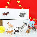 Circus Animal Furniture Knobs ~ Set Of 10