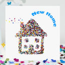 New Home Butterfly Card, Moving Home Card
