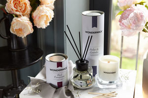 Wonderwick™ Blanc Luxury Reed Diffuser