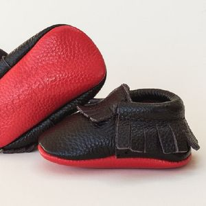 'The Parisian' Baby And Toddler Moccasins