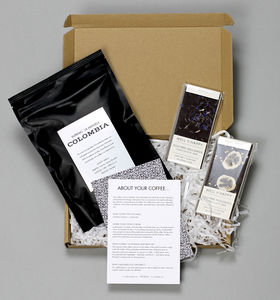 Coffee Lover's Letterbox Gift