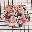 Rose Baby Girl Bloomers