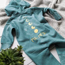 Stay Wild Moon Child Children's Hooded Onesie