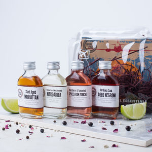 Cocktail Travel Pack - for cocktail lovers
