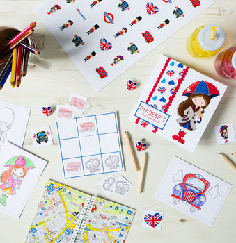 Personalised London Activity Bundle