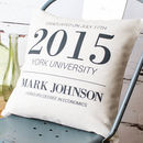 Graduation Cushion
