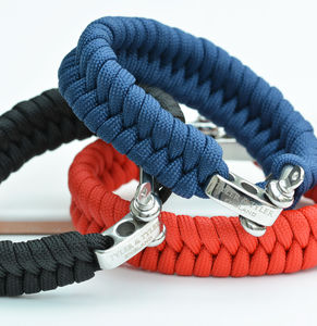 Shackle Men's Bracelet - men's jewellery