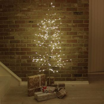 Champagne Metallic Tree One.5m