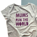 Mums Run The World