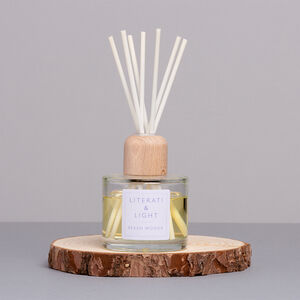 Seven Woods Moss And Irish Turf Luxury Reed Diffuser