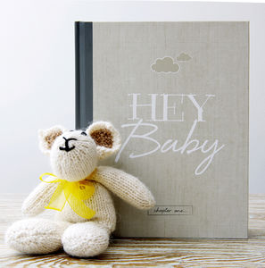 New Baby Record Book - planners & record books