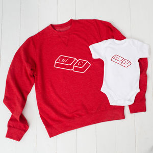 Copy And Paste Father's Day Jumper Set - summer sale