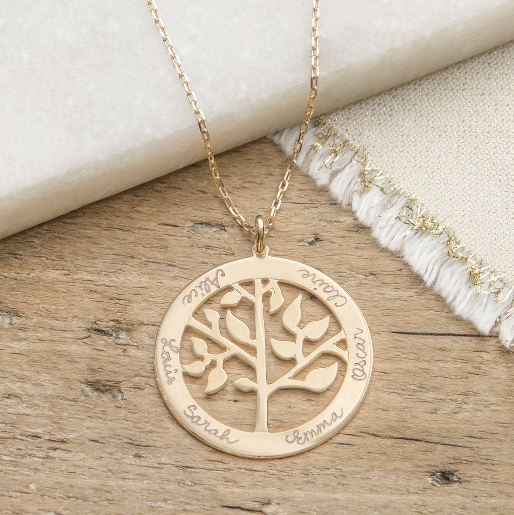 beaverbrooks context jewellers p the tree silver pendant large