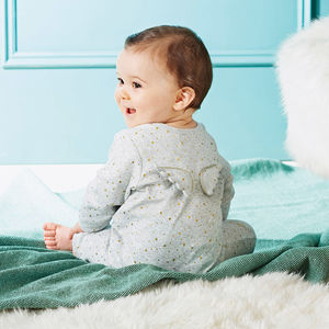 Angel Wings Babygrow - new baby gifts