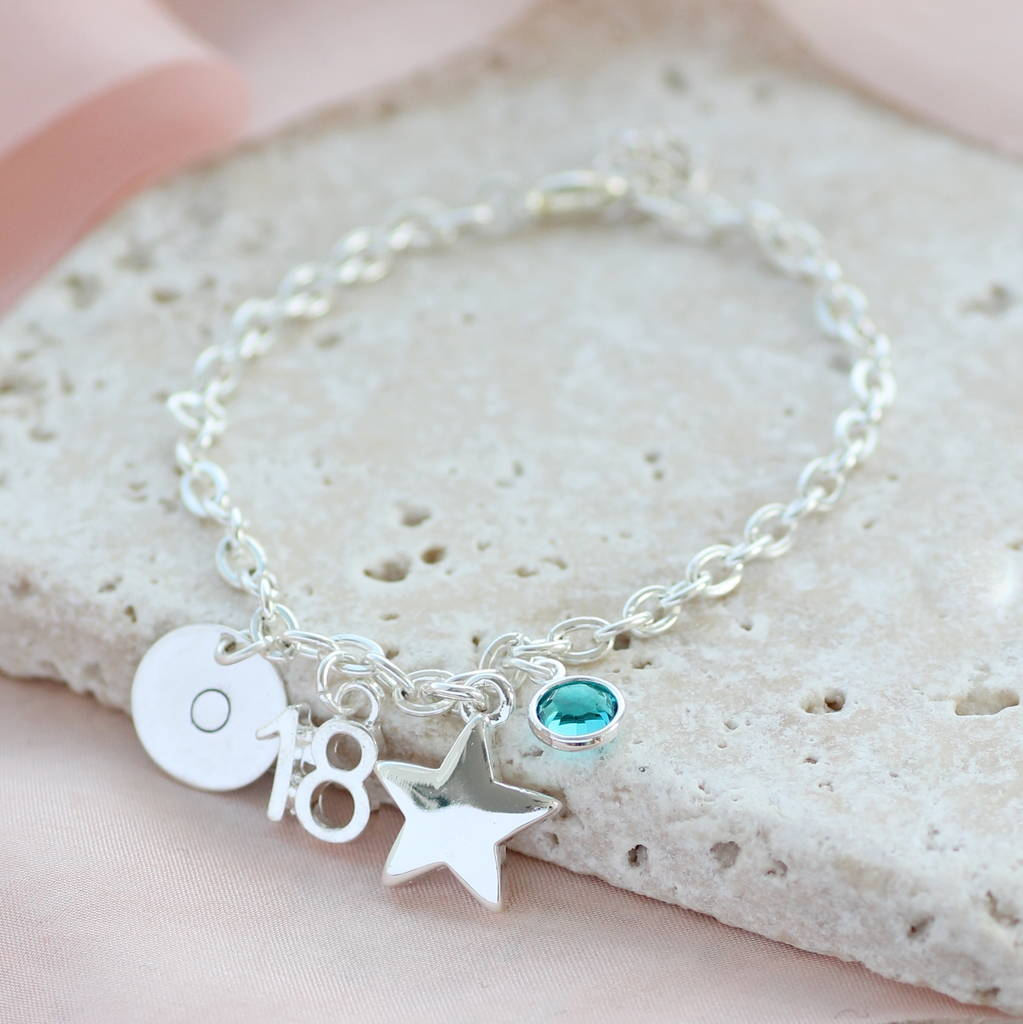 etsy savings bracelet gift shop thecraftyshelf amazing personalized gifts shopping grandma for birthstone birthday