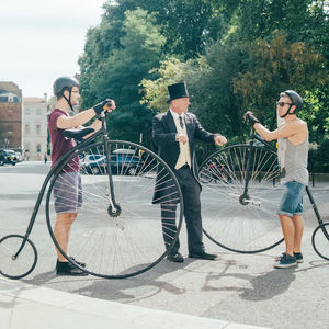 Penny Farthing Experience - experiences