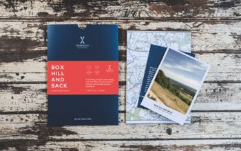 Box Hill Surrey Self Guided Hiking Pack