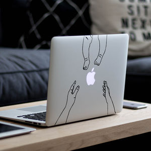 'The Dream' New Baby Sticker Decal For Tablet Laptop
