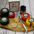Ultimate Snowdonia Cheese Board