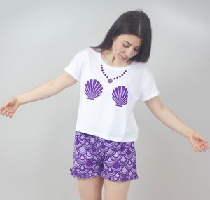 Mermaid Pyjamas - gifts for teenagers