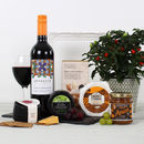 The Cheese And Wine Slate Gift Hamper