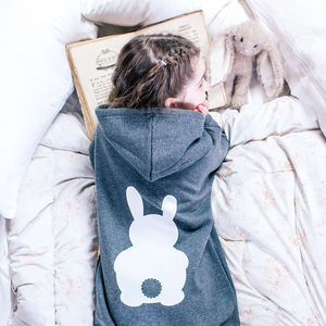Personalised Children's Bunny Rabbit Onesie - clothing