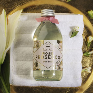 Rosé Prosecco Luxury Bath Soak