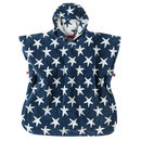Personalised Organic Little Starfish Hooded Towel