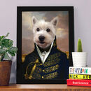 Royal Portrait | Print Canvas