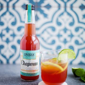 Dvees Chapman Drink Non Alcoholic Cocktail