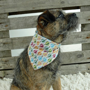 Rokabone 'Up And Away' Dog Bandana