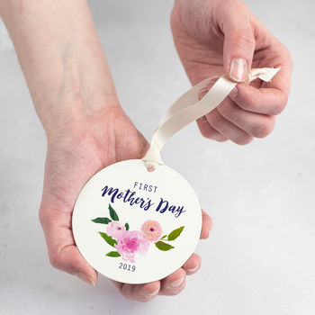 Personalised First Mother's Day Keepsake Gift
