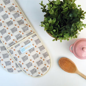 Beehive Oven Gloves