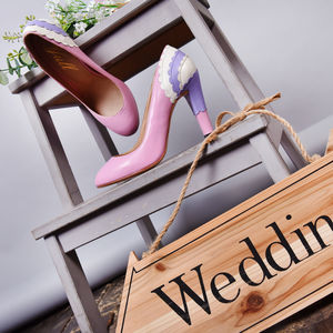 Chelsea Flower Wedding Shoes - wedding fashion