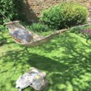 Natural Rattan Hammock