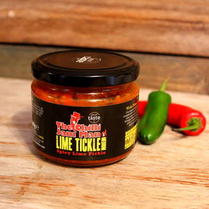 Lime Tickle Chilli Dip - jams & preserves