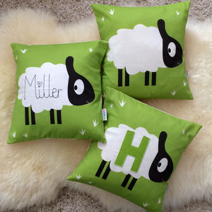 Children's Sheep Animal Cushion
