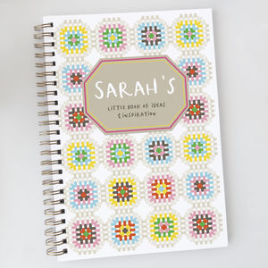 Personalised Notebook - notebooks & journals