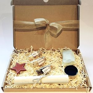 Gold, Frankincense And Myrrh Gift Set