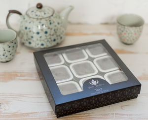 Tea Blending Box ~ Make Your Own Tea Blend - food & drink