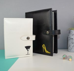 Monochrome Glam Collection Earring Storage Books - jewellery rolls & wallets