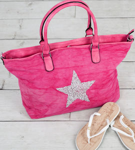 Summer Star Bag - holdalls & weekend bags